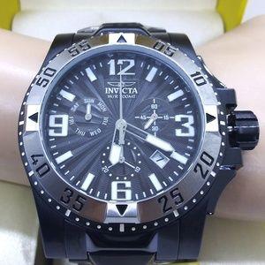 Weekend Sale,(FIRM PRICE)Invicta Excursion watch
